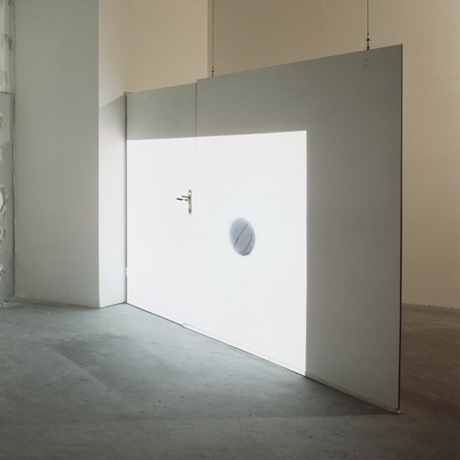 Perpetuum Mobile, video installation, Galleria Mario Iannelli, Berlin, 2011